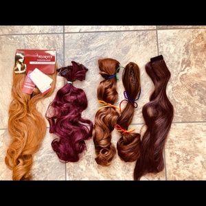 Accessories - Hair extension bundle